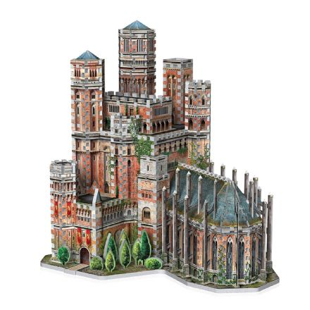 Game of Thrones - Red Keep 3D Puzzle (845pc)